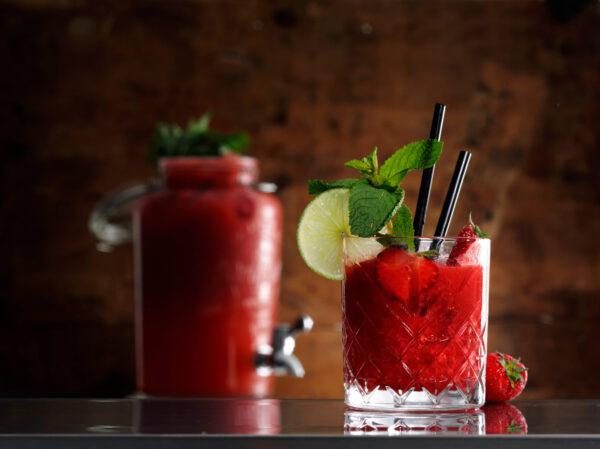 strawberry daiquiri hjemmeside