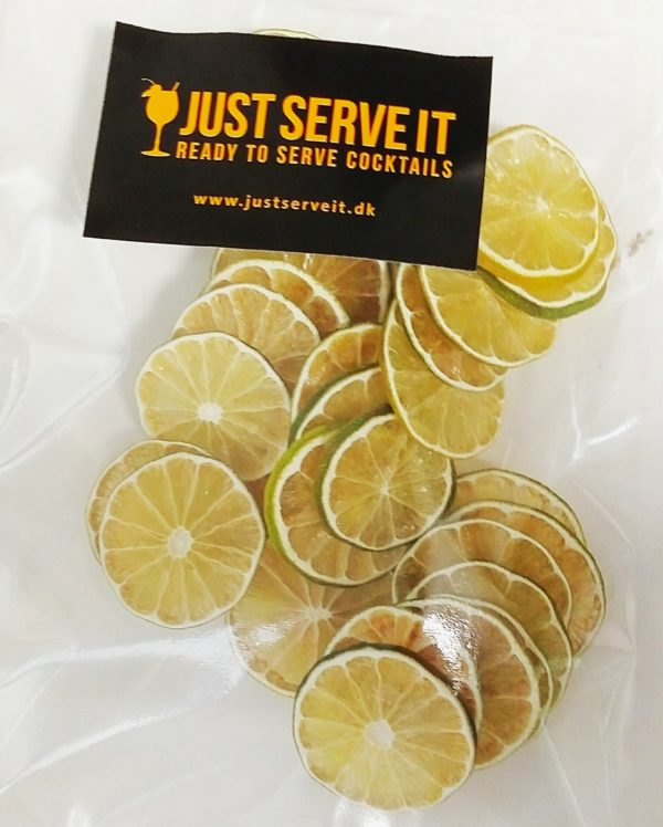 tørret lime