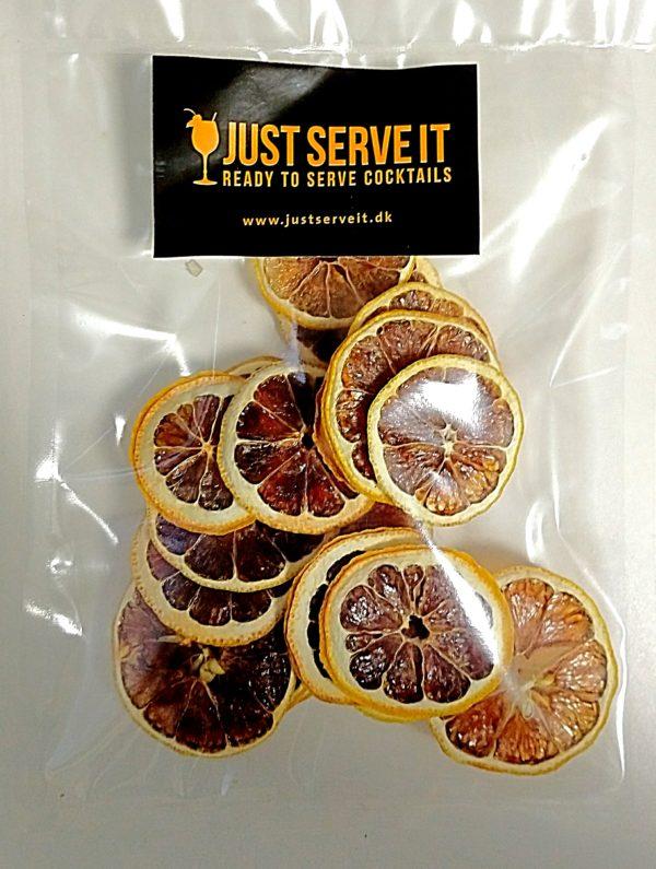 tørret citron