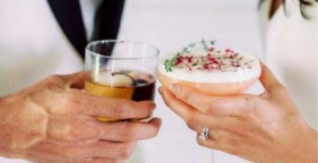 bryllup drinks