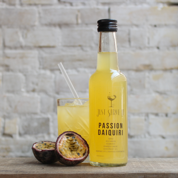 Passion Daiquiri drinks