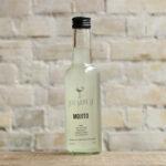 Produktbillede af Mojito cocktail på flaske