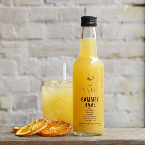 Gammel Have drinks