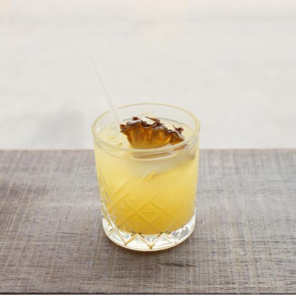 Københavner Stang serveret i cocktailglas