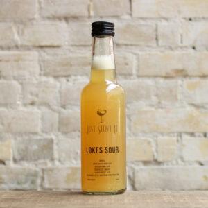 Produktbillede af Lokes Sour cocktail på flaske