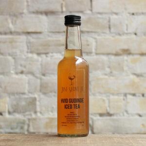 Produktbillede af Hvid Gudinde Iced Tea drik på flaske