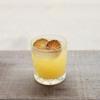 Mango Margarita serveret i cocktailglas