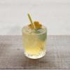 Thailandsk Lemonade serveret i cocktailglas
