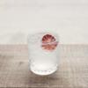 Virgin Mojito serveret i cocktailglas