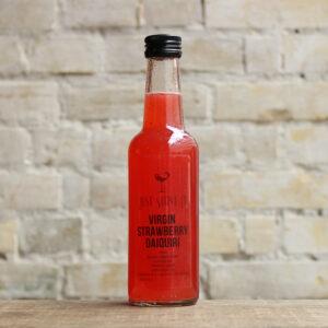 Produktbillede af Virgin Strawberry Daiquiri drink på flaske