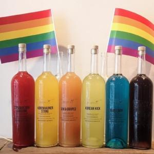 rainbow magnum