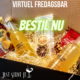 virtuel fredagsbar